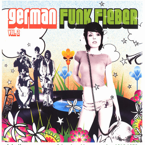 German Funk Fieber - Volume 2