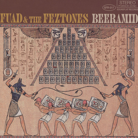 Fuad & The Feztones - Beeramid
