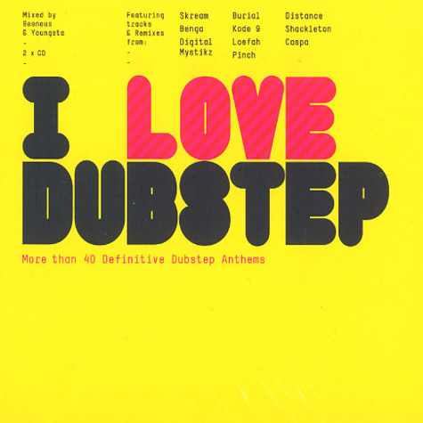 V.A. - I love Dubstep