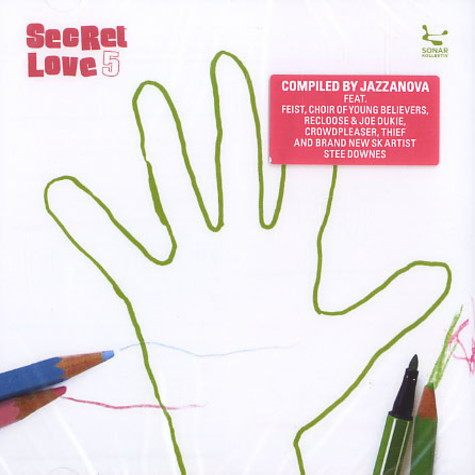 Jazzanova - Secret love volume 5