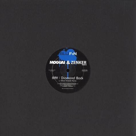 Moguai & Zenker - Ray / Diamond back part 2