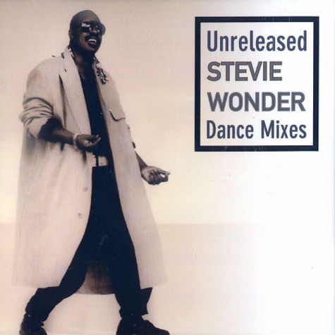 Stevie Wonder - Unreleased dance mixes