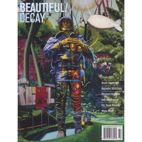 Beautiful / Decay - Issue X