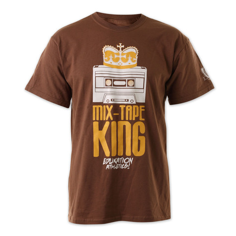 Edukation Athletics - Mixtape king T-Shirt