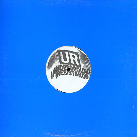 Underground Resistance - Fuel for the fire attend the riot