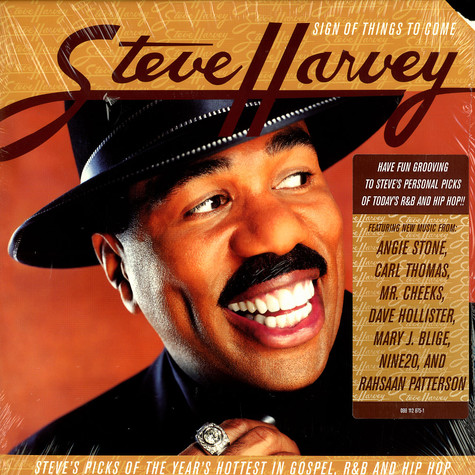 Steve Harvey - Sign of things to come