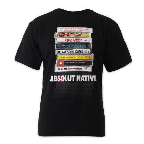 Chiefrocka - Absolut native T-Shirt