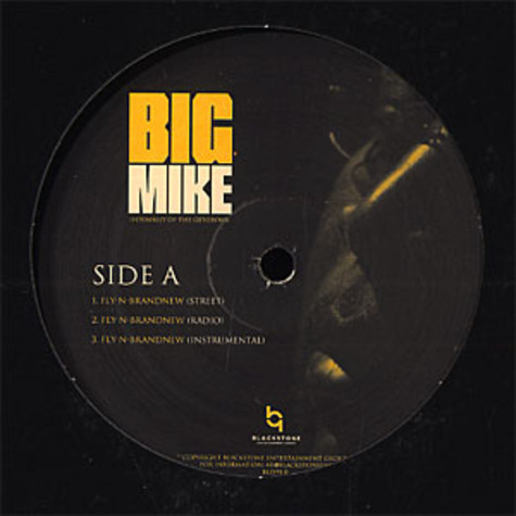 Big Mike - Fly-n-brandnew