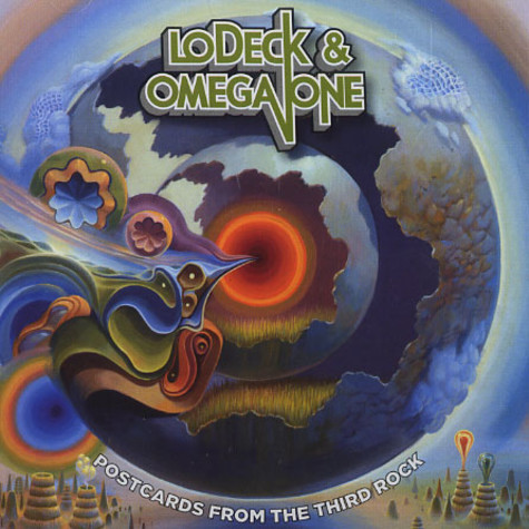 LoDeck & Omega One - Postcards from the third rock