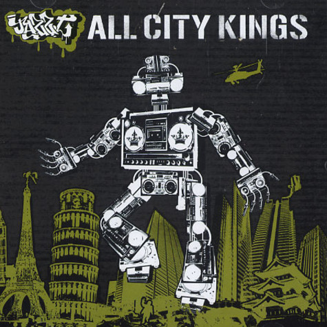 Jazz T - All city kings