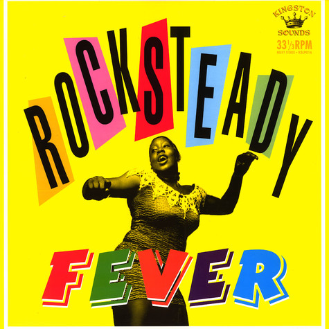 V.A. - Rocksteady fever