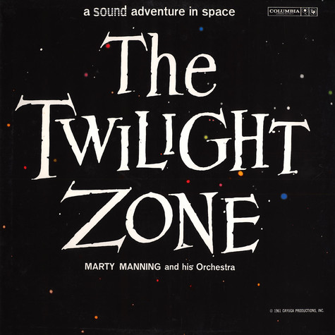 Marty Manning & His Orchestra - The twilight zone
