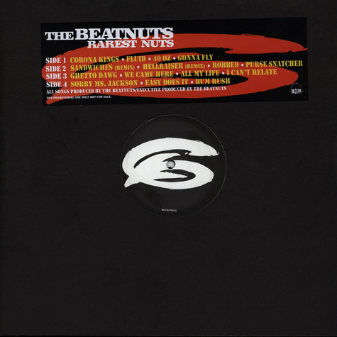 Beatnuts - Rarest nuts