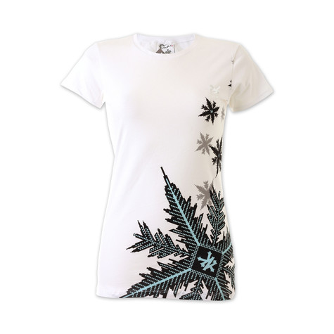 Zoo York - Let it snow Women T-Shirt