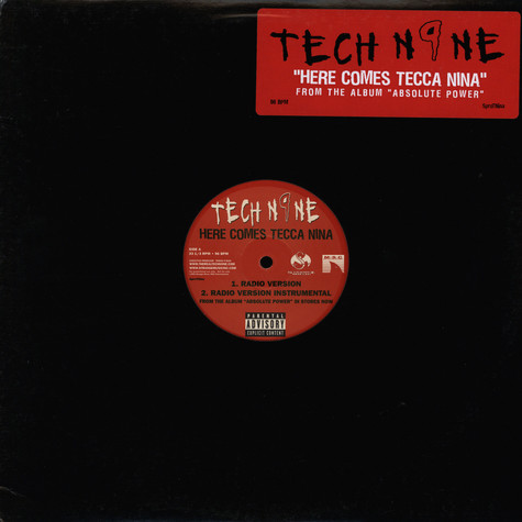 Tech N9ne - Here comes the tecca nina