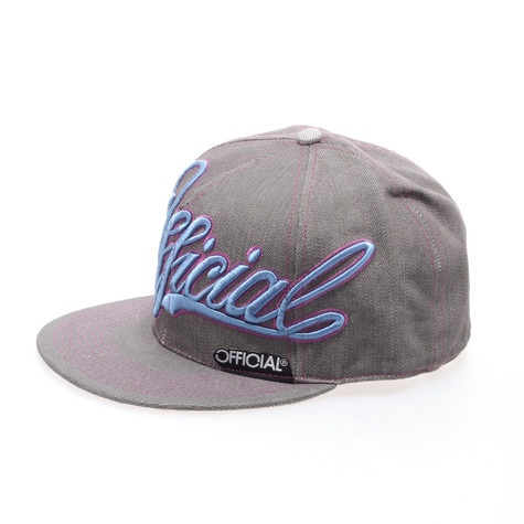 Official - Official scripto fitted hat
