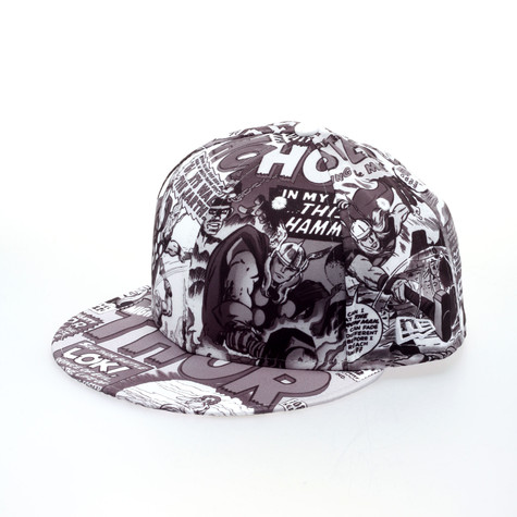 New Era X Marvel - Thor allover  cap