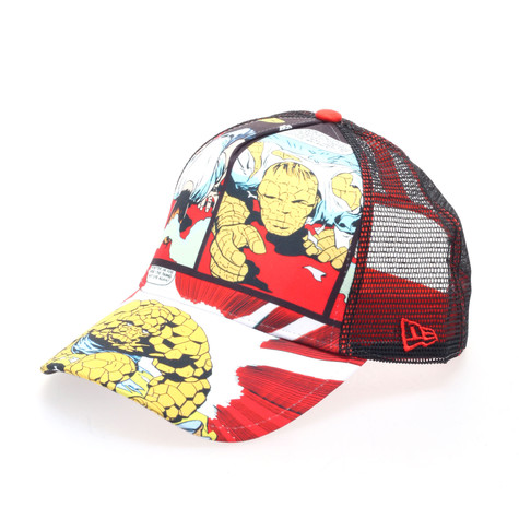New Era x Marvel - Mutate Fantastic 4 trucker hat