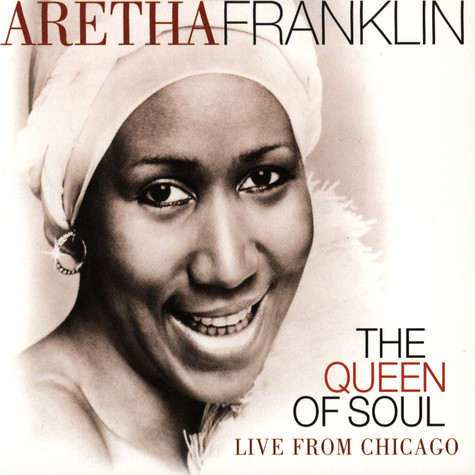 Aretha Franklin - The queen of soul live from Chicago