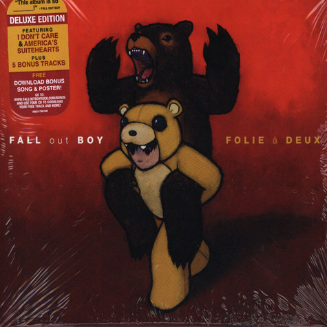 Fall Out Boy - Folie a deux deluxe edition