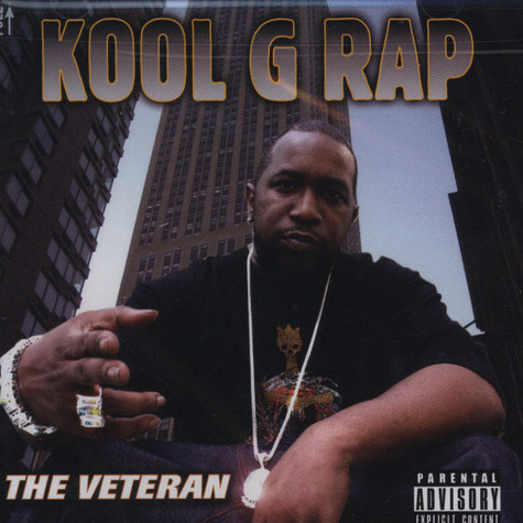 Kool G Rap - The Veteran