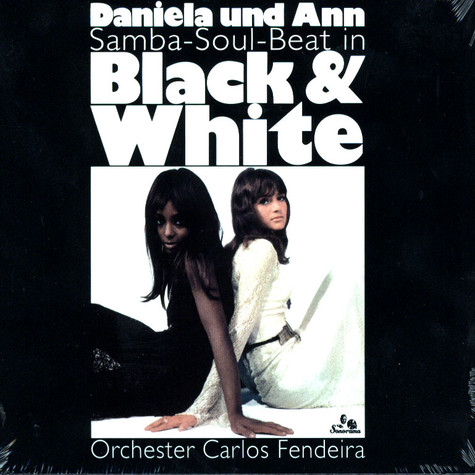 Daniela und Ann - Samba soul beat in black & white