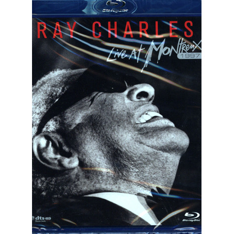 Ray Charles  - Live at Montreux 1997 (Blu-ray)