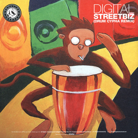 Digital - Street biz Drum Cypha remix