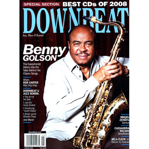 Downbeat Magazine - 2009 - 01 - January