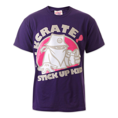Milkcrate Athletics - Stick up T-Shirt