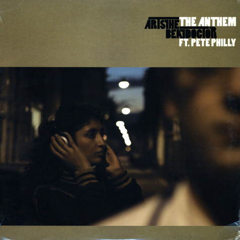 Arts The Beatdoctor - The anthem feat. Pete Philly