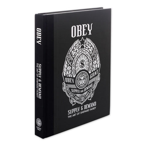 Obey - Supply & demand 20th Anniversary Edition