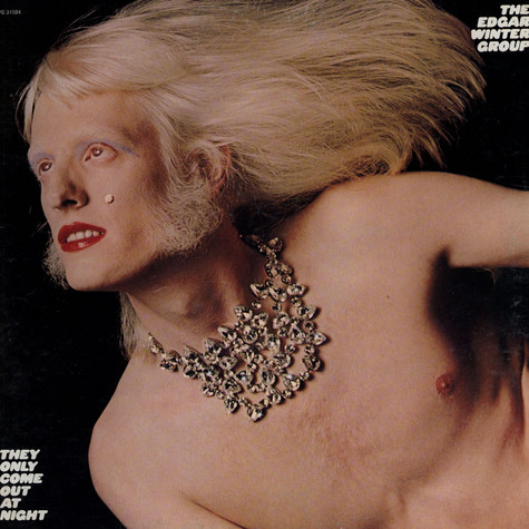 Edgar Winter Group, The - The only come out at night