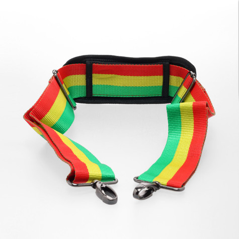 Magma - Rasta Shoulder Strap - Metal Buckle
