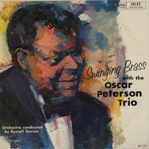 Oscar Peterson Trio - Swinging brass with the Oscar Peterson Trio