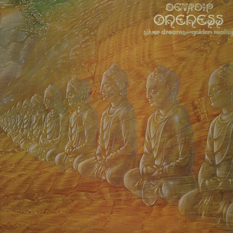 Devadip Carlos Santana - Oneness - silver dreams & golden reality