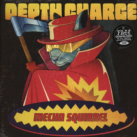 Depth Charge - Mecha squirrel