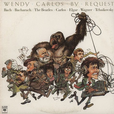 Wendy Carlos - By request