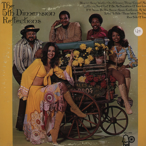 5th Dimension, The - Reflections