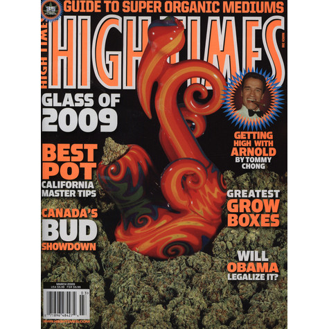 High Times Magazine - 2009 - 03 - March