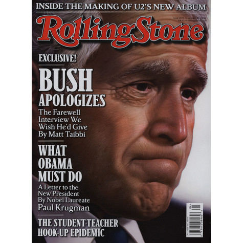 Rolling Stone - 2009 - 1070 - January