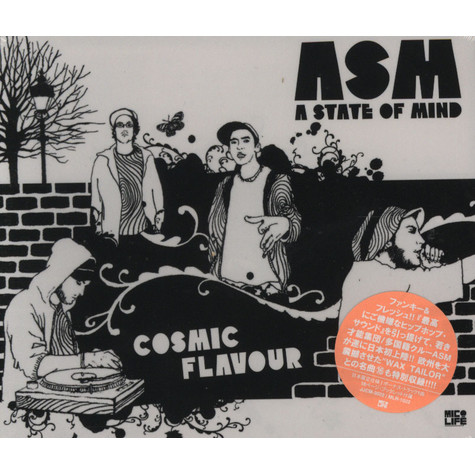 ASM (A State Of Mind) - Cosmic flavour
