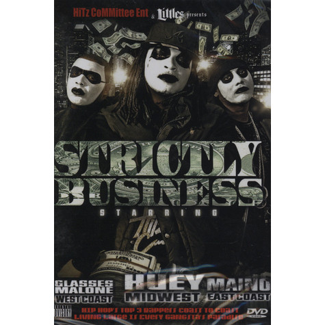 Huey, Glasses Malone & Maino - Strictly business