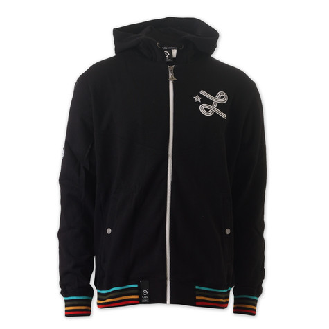LRG - Revelation for resolution zip-up hoodie