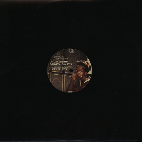 Barrington Levy & RCola - Lost and found