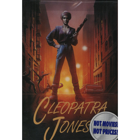 Cleopatra Jones - DVD movie