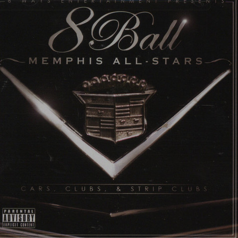 8Ball                          - Memphis all-stars
