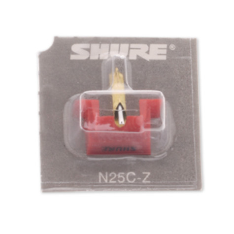 Shure - N25C Replacement Stylus for M25C Cartridge