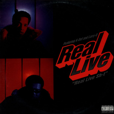 Real Live - Real Live Shit