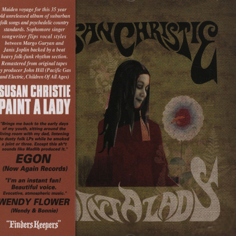 Susan Christie - Paint a lady